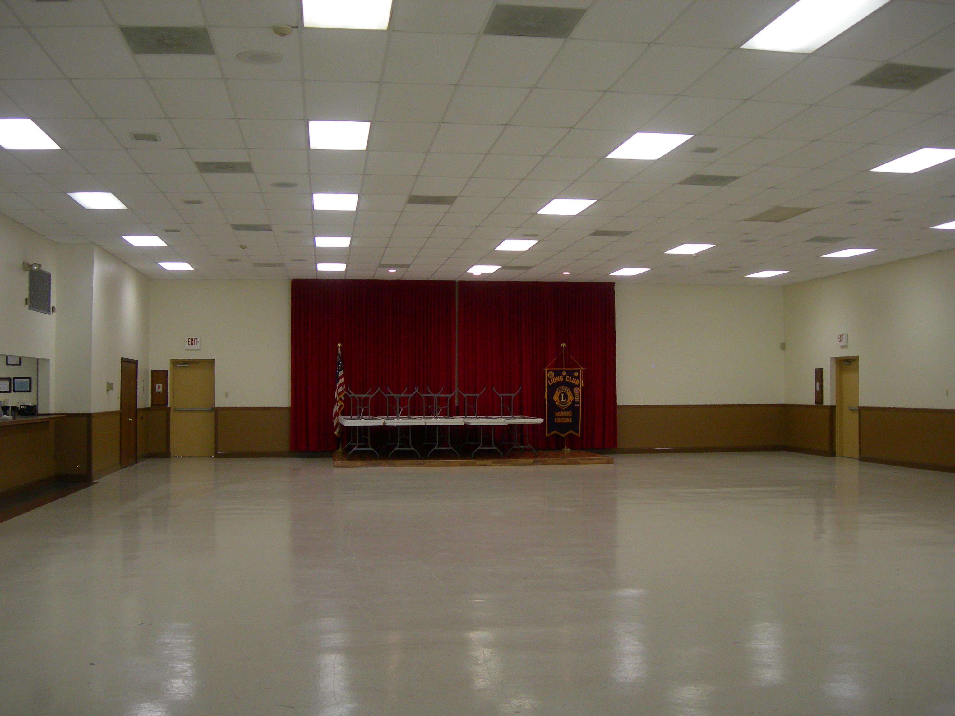 Cypress Garden Reception Hall In Marrero La